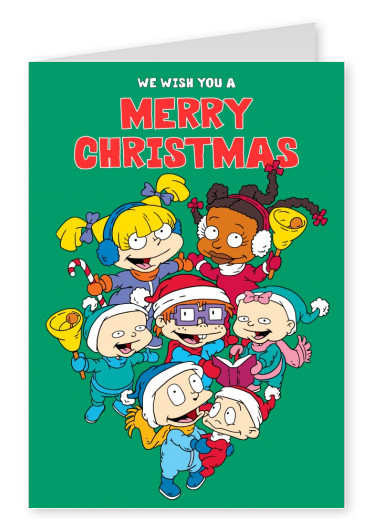 Rugrats - We wish you a Merry Christmas