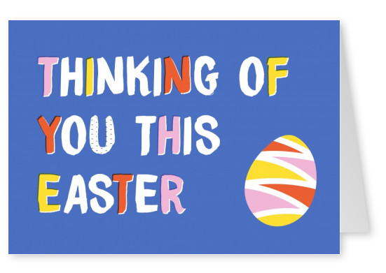 Thinking of you this Easter