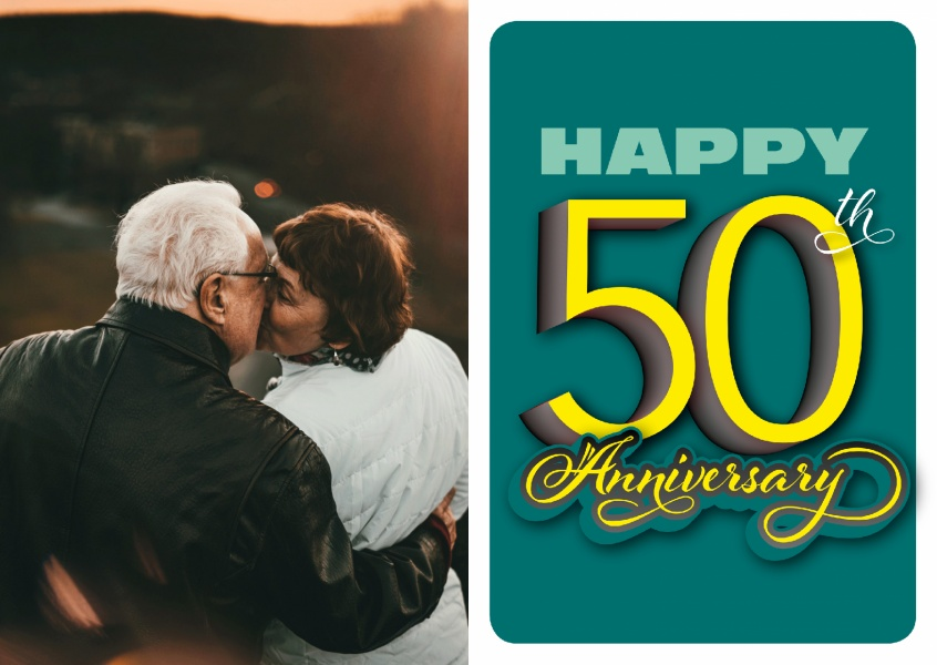 Happy 50th Anniversary