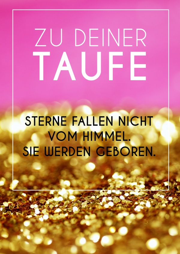 photo golden glitter on pink background