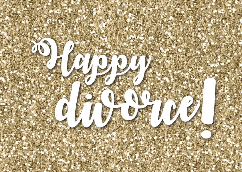 Happy Divorce!