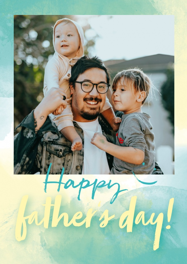 GREETING ARTS Happy Father's Day