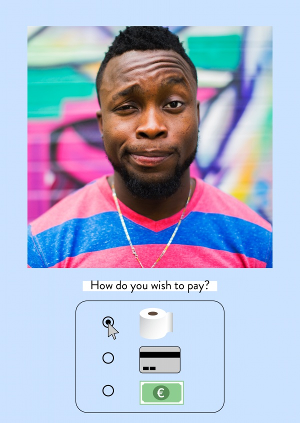 How do you wish to pay?
