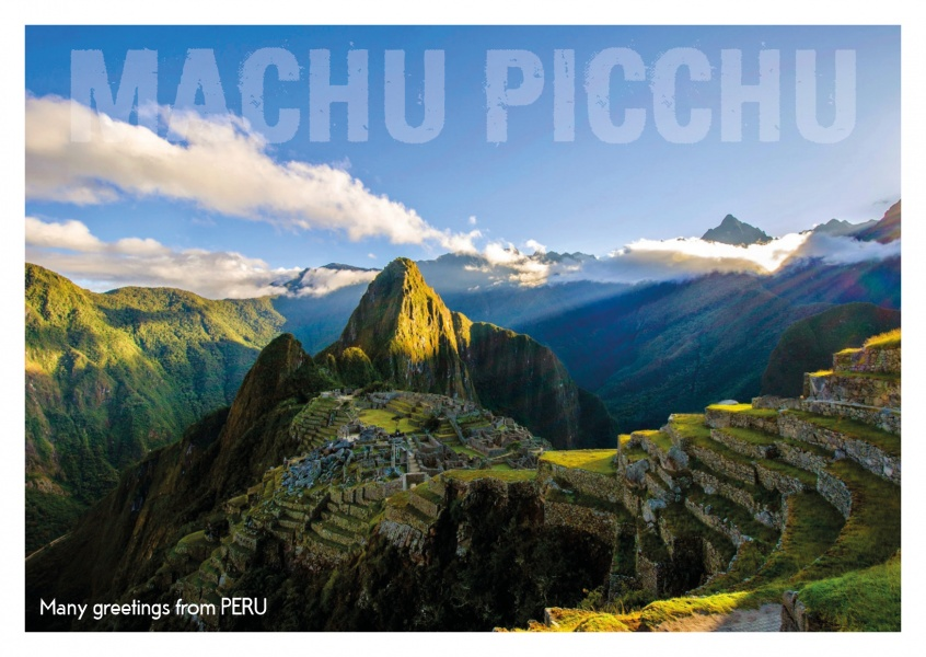 photo Machu Picchu