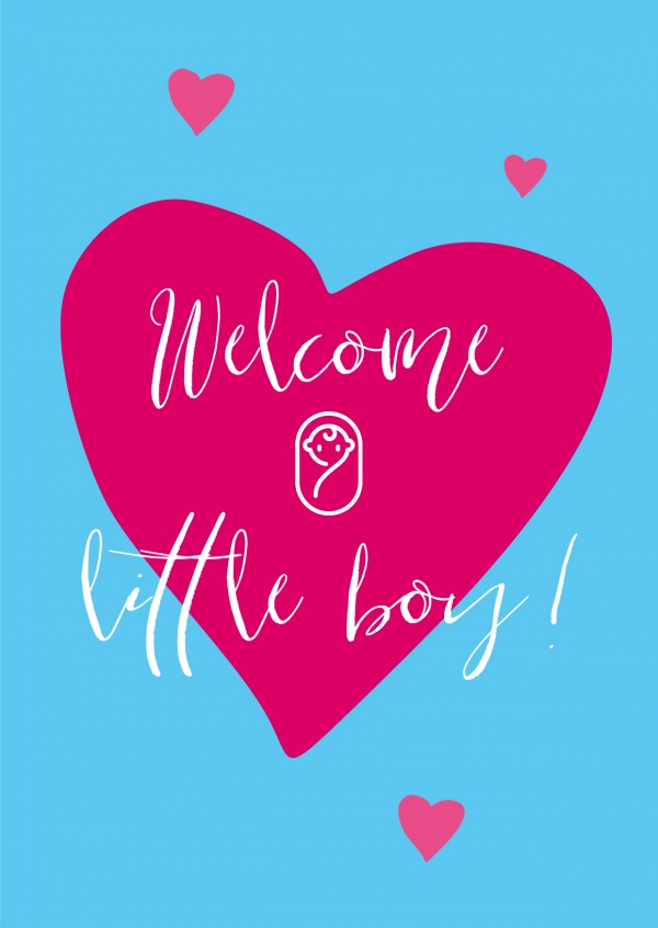 Meridian Design welcome little boy!