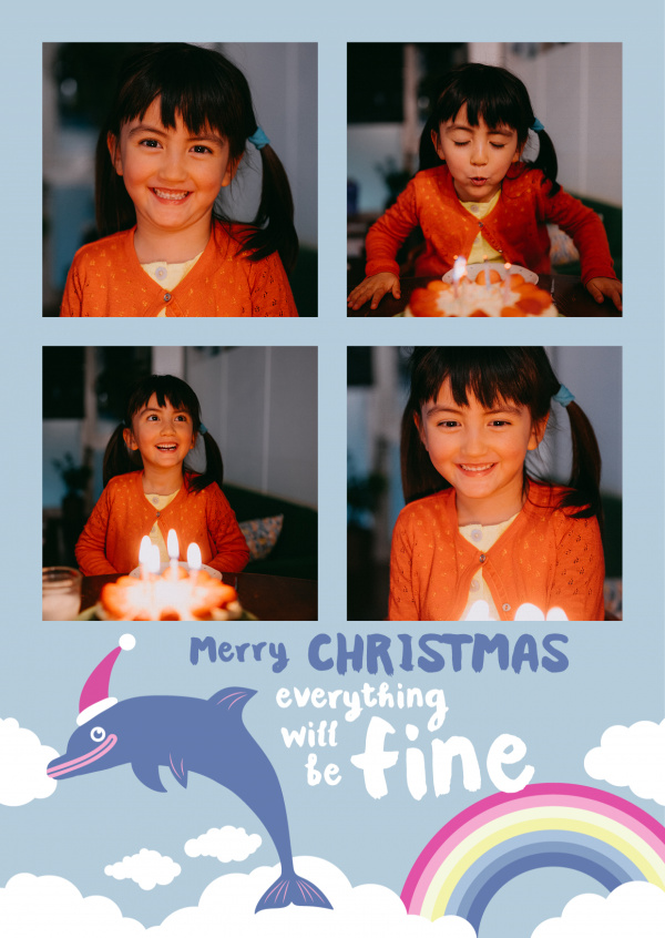 Merry Christmas, everything will be fine - Bletti