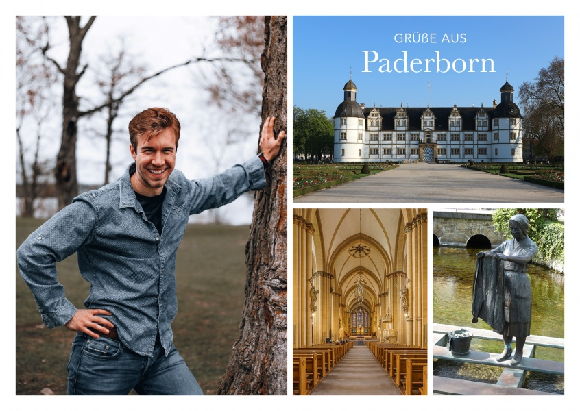 Paderborgn photo collage
