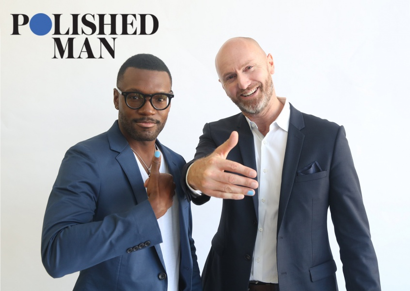 polished man campaign