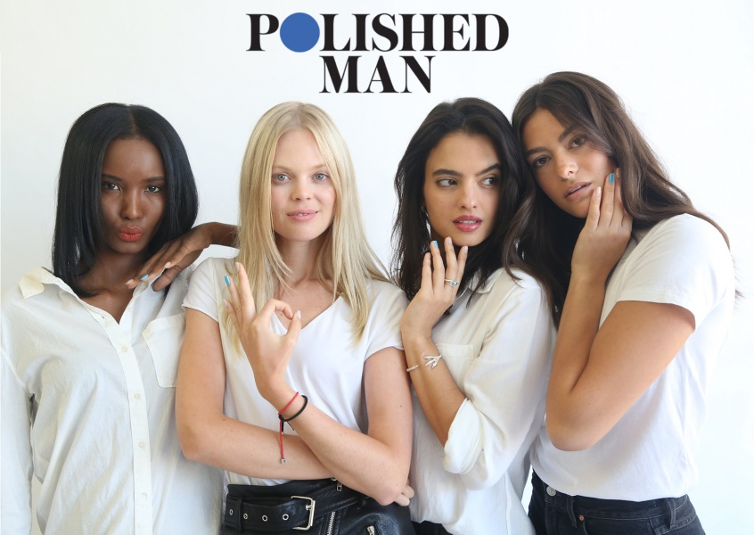 polished man campaign polished women