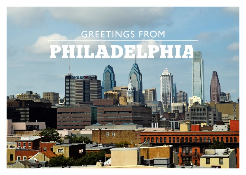 photo of philadelphia's skyline