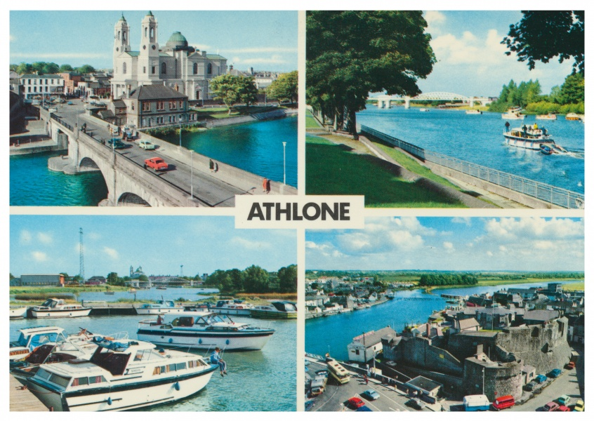 The John Hinde Archive Foto Athlone