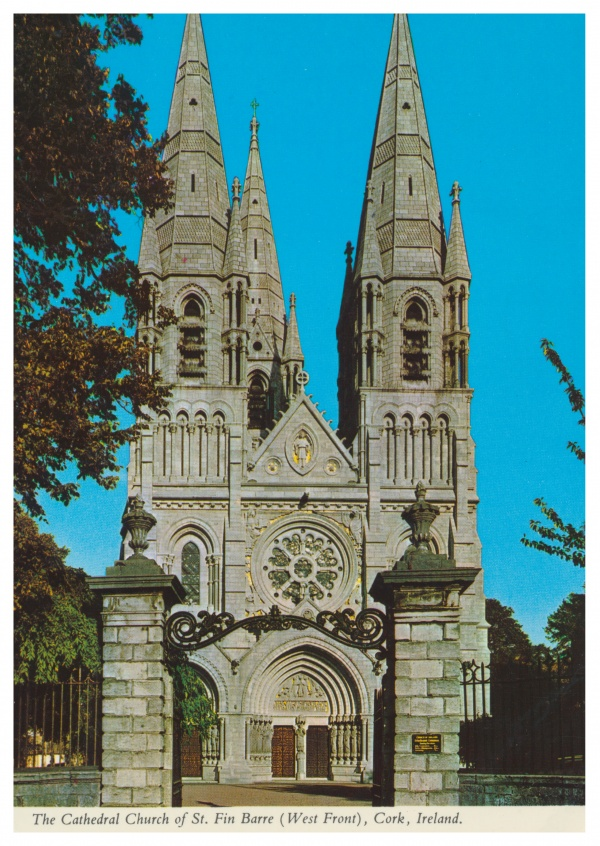The John Hinde Archive Foto Cathedral Church of St.Finn Barre