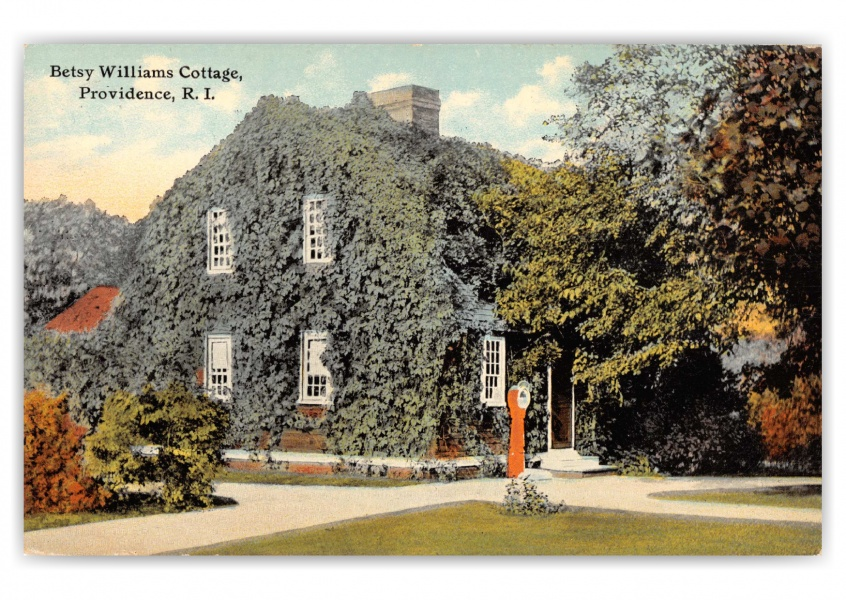 Providence, Rhode Island, Betsy Williams Cottage