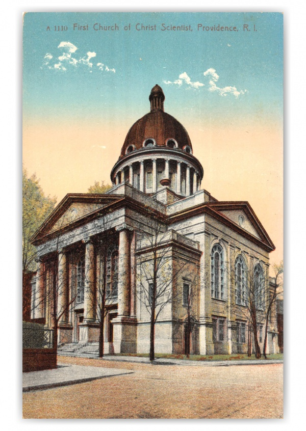 Providence, Rhode Island, First Church of Christ Scientst