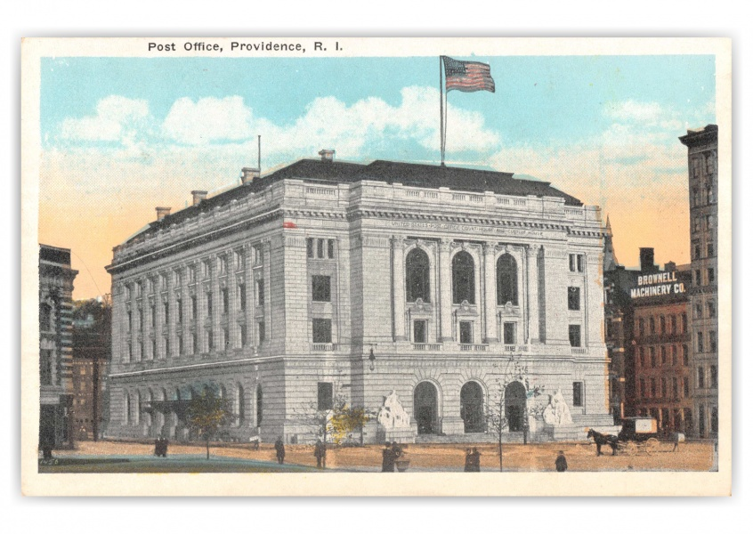 Providence, Rhode Island, Post Office