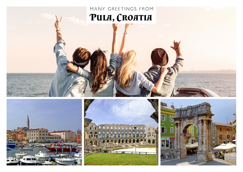 pula triple photocollage