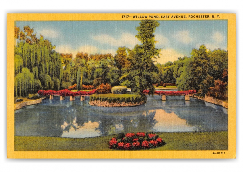 Rochester, New York, Willow Pond