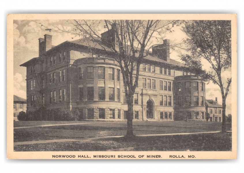 Rolla, Missouri, Norwood Hall, Missouri School of Mines