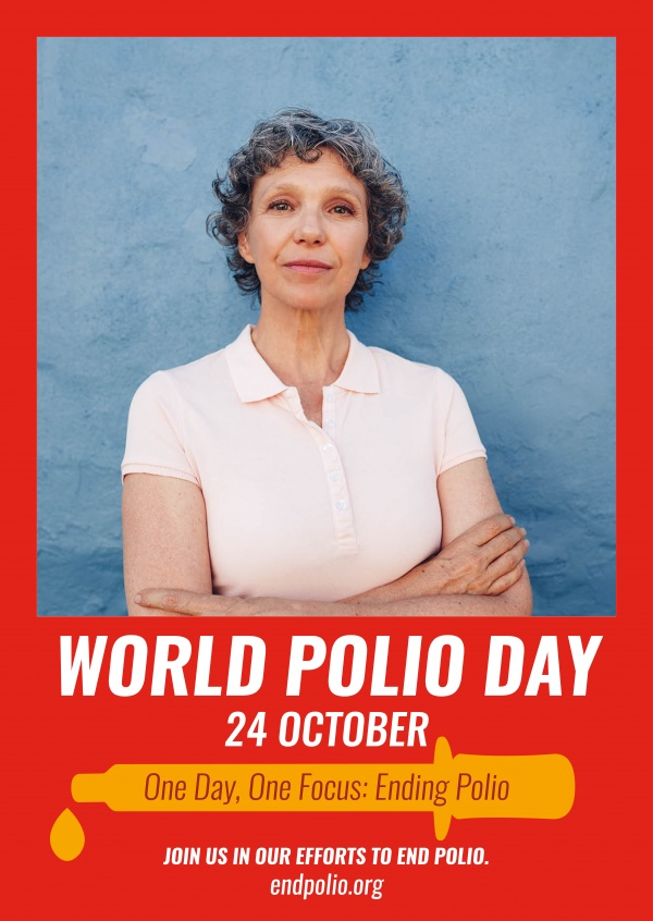 End polio now – World Polio Day