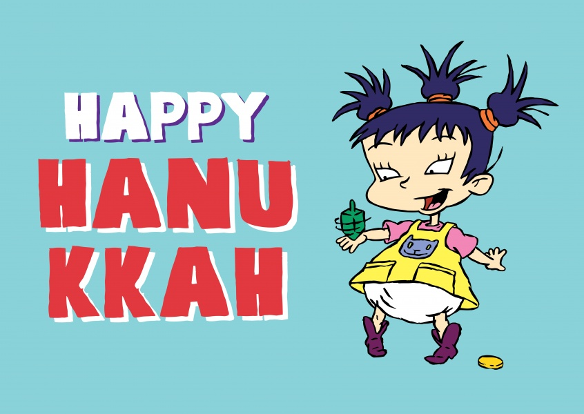 Rugrats - Happy Hanukkah