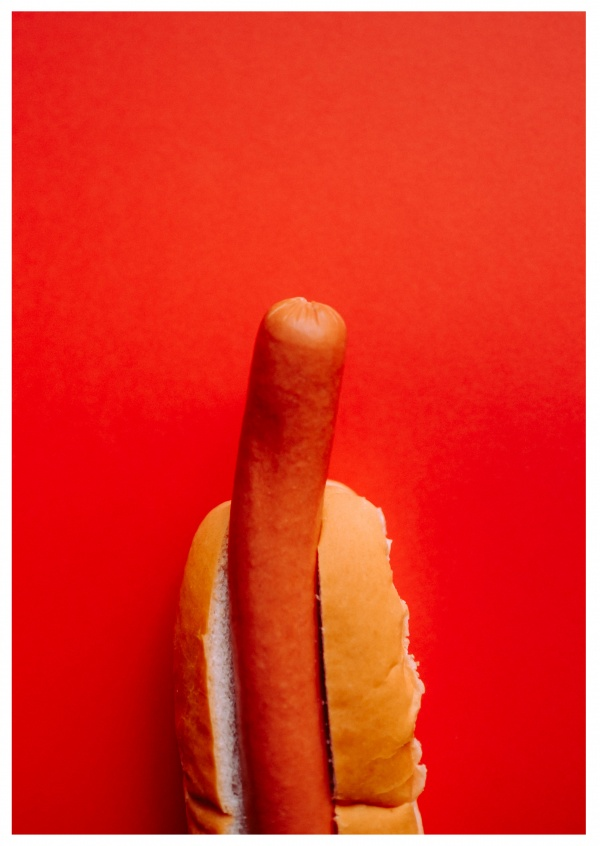 photo hotdog