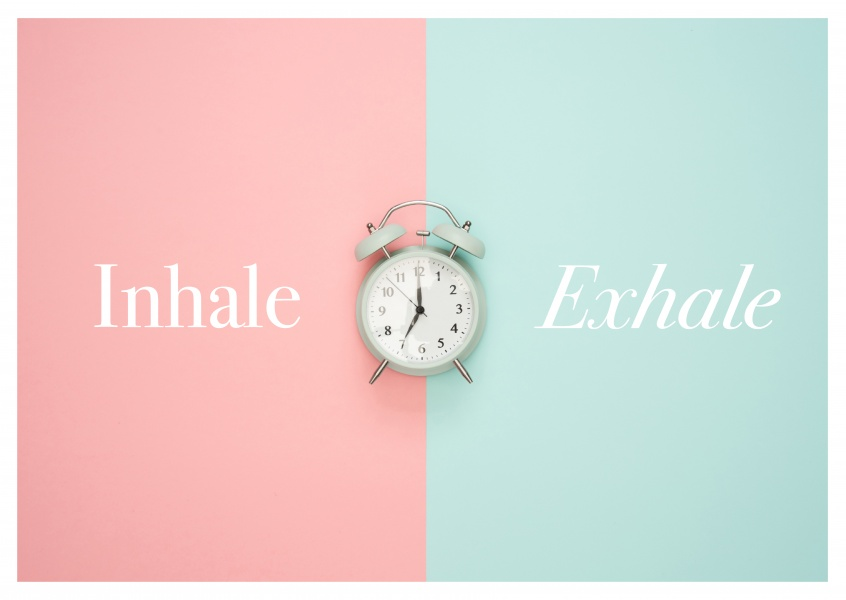 inhale exhale quote