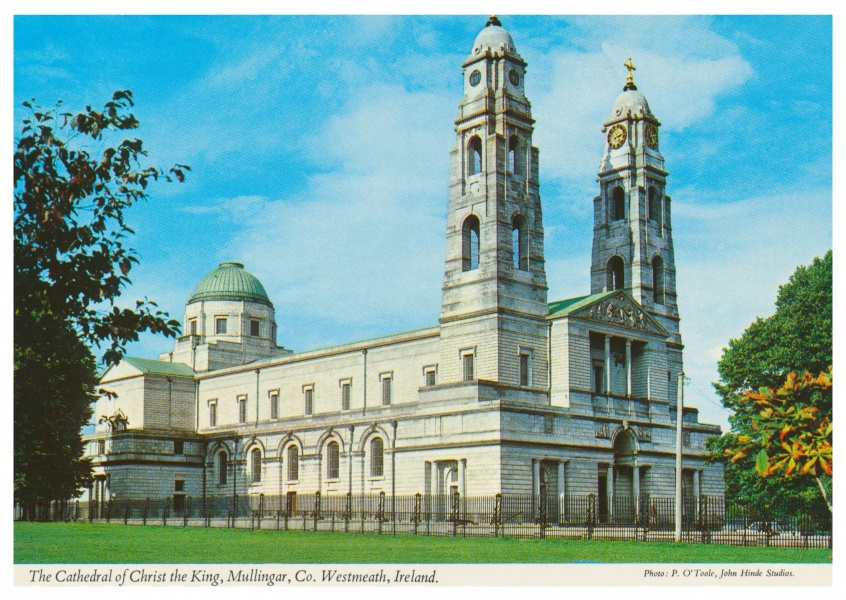 The John Hinde Archive photo Cathedral of Christ the Kind, Co. Westmeath, Ireland