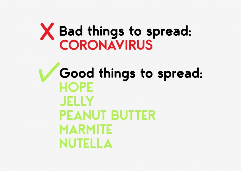 Spread the good things