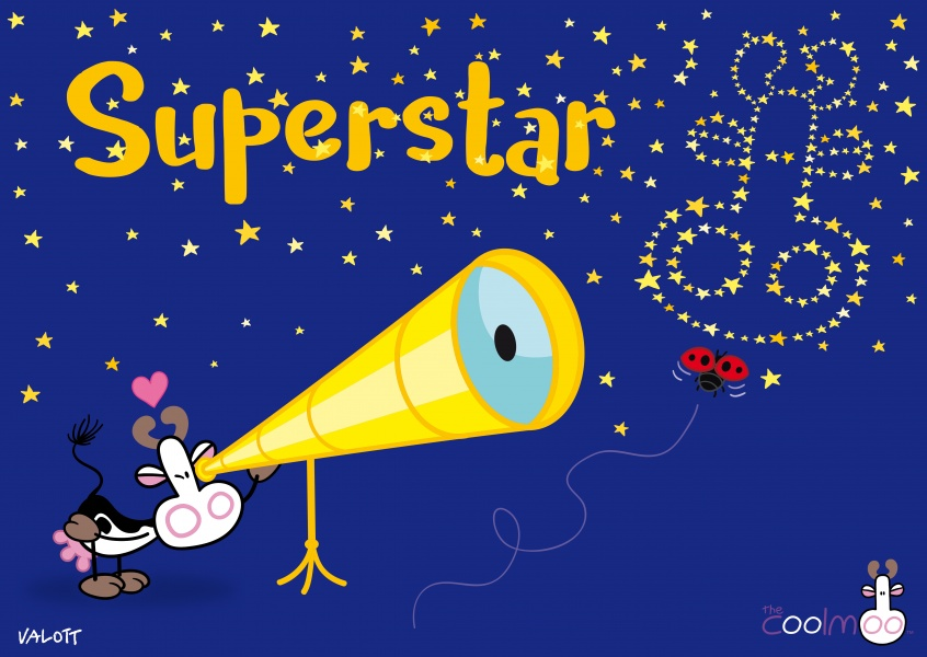 Superstar - The CoolMoo