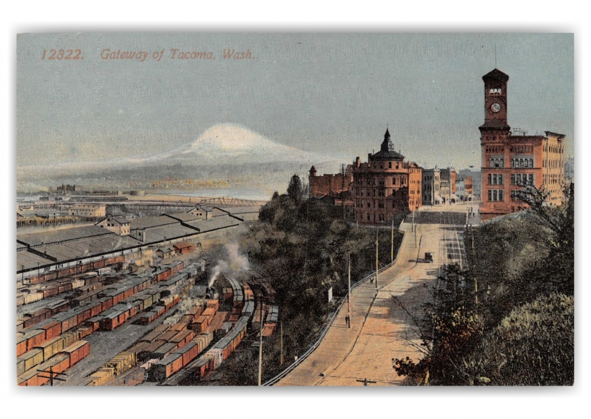 Tacoma, Washington, Gateway