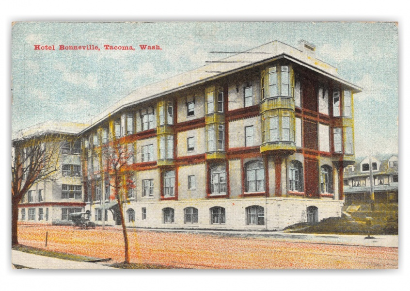 Tacoma, Washington, Hotel Bonneville