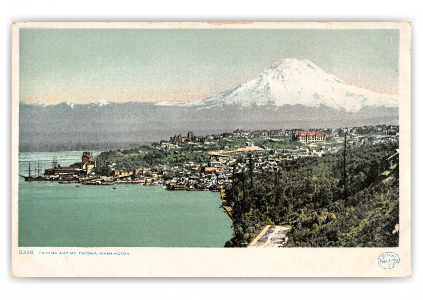 Tacoma, Washington, Mt. Tacoma