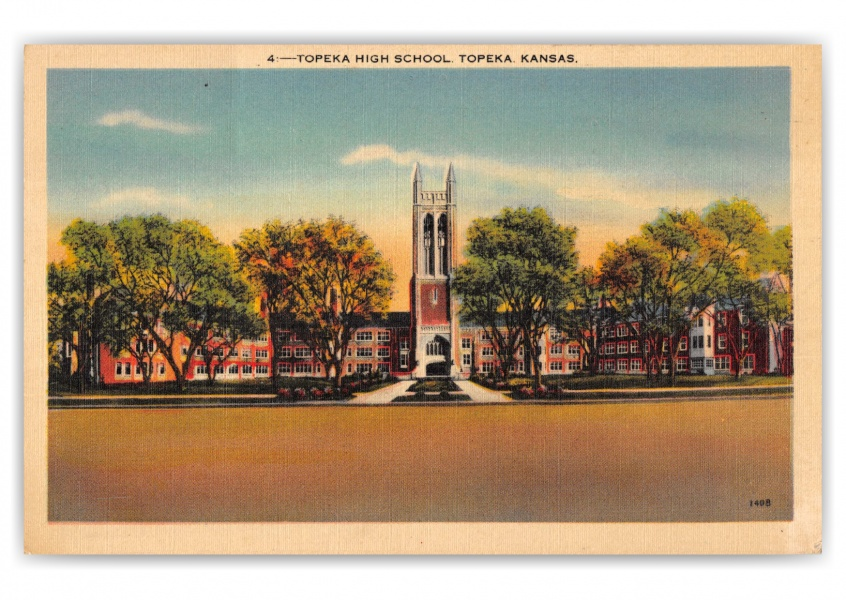 Topeka, Kansas, Topeka High School