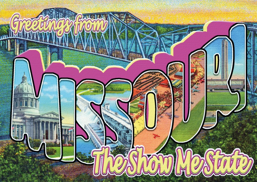 Missouri – The Show Me State | Vacation Cards & Quotes ...