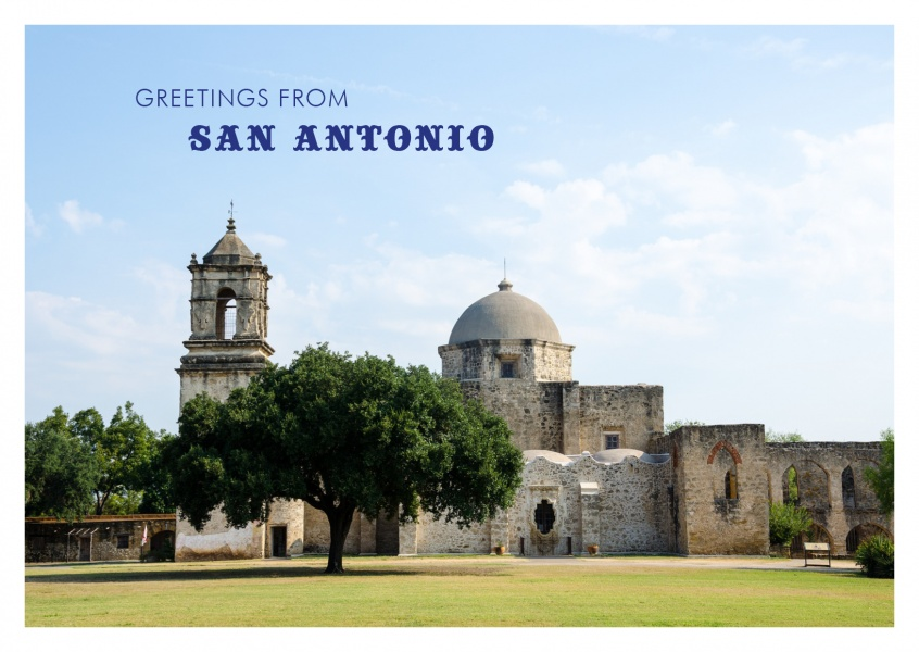 Photo of San Antonio Mission San José