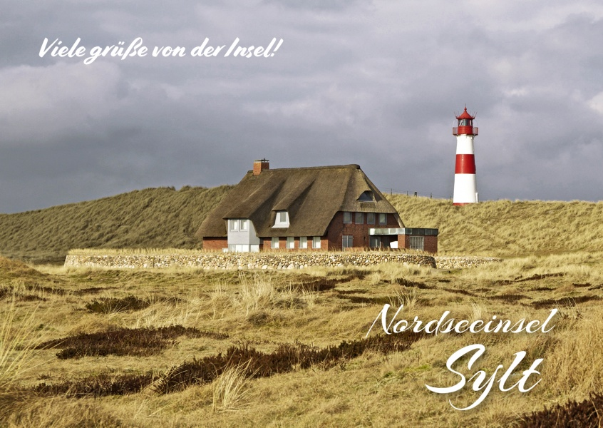 Nordsee Insel Sylt
