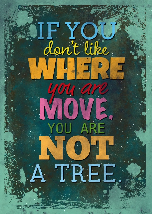 You Are Not A Tree Statements Quotes Kaarten Echte