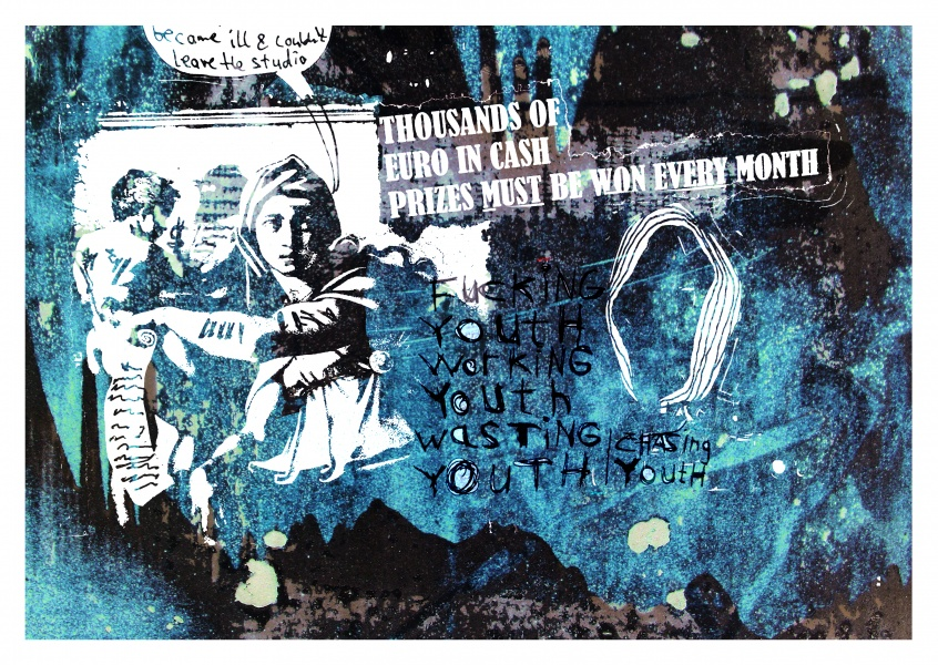 Collage Youth von Belrost