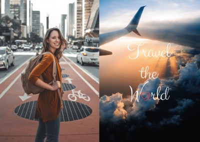 Girls LOVE Travel Travel the world