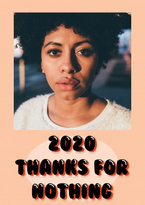 2020 - Thanks for nothing