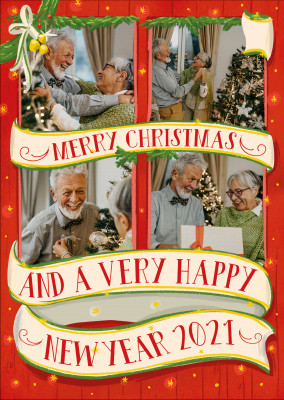 Merry X-Mas and a very Happy New Year 2021