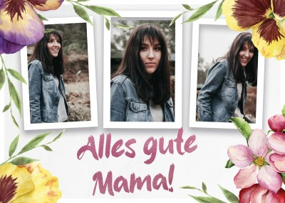 Alles gute Mama