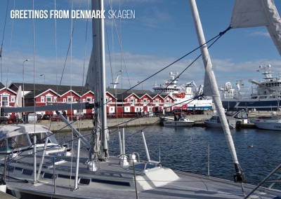 Greetings from Denmark  – Skagen