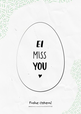 Ei miss you
