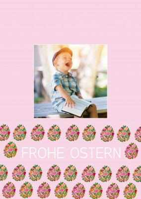 Frohe Ostern - Anna Grimal
