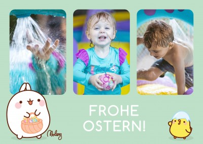 Frohe Ostern! - MOLANG