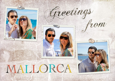 Greetings from Mallorca