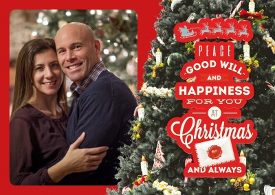 Happiness for Christmas – Tannenbaum