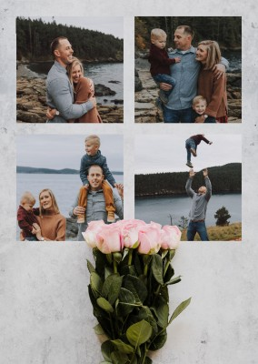 Postkarte Happy Mother's Day