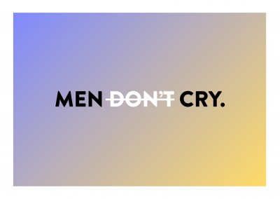 MEN (don't) CRY
